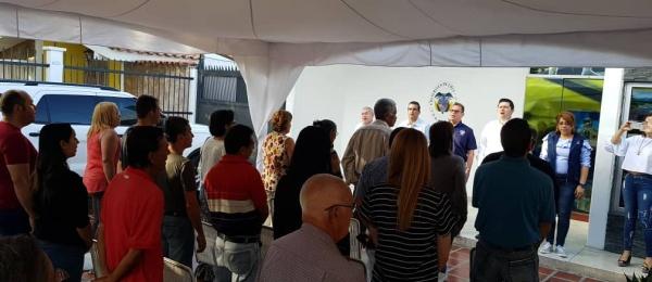 Consulado de Colombia en Barquisimeto inició el último día  elecciones presidenciales de segunda vuelta